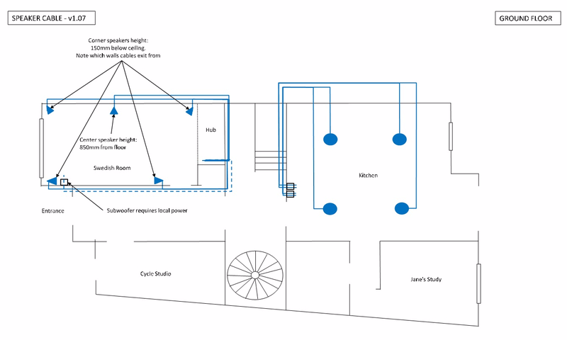 pre wiring residential can lights diagram wiring